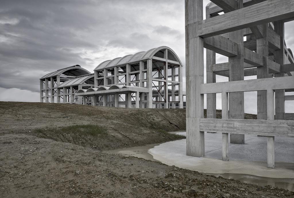 """Rehabilitación de las Estructuras de las <a href=""""http://www.diazydiazarquitectos.com/proyectos/centro-cultural-en-las-antiguas-fabricas-cros-fase-ii-el-burgo-a-coruna/"""">Antiguas Fabricas Cros.</a> Díaz & Díaz"""