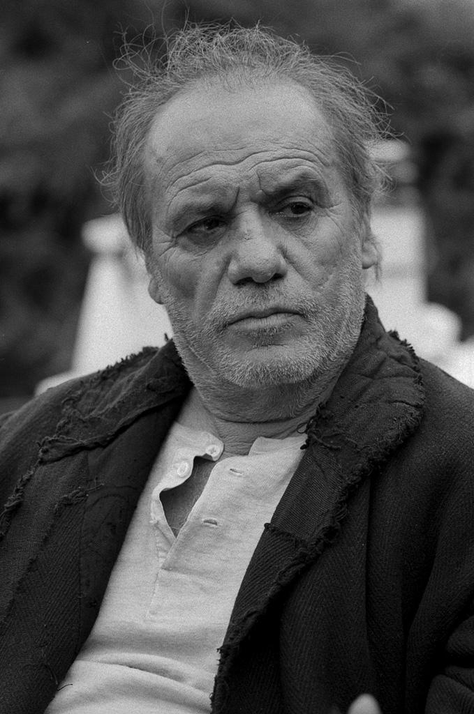 """<a href=""""http://es.wikipedia.org/wiki/Francisco_Rabal"""">Francisco Rabal </a> en Divinas Palabras"""